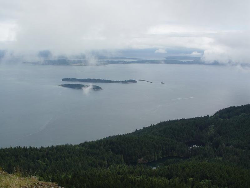 Mount Constitution - Orcas Island