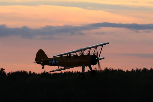 100 let aviatiky - Plzeň / Líně