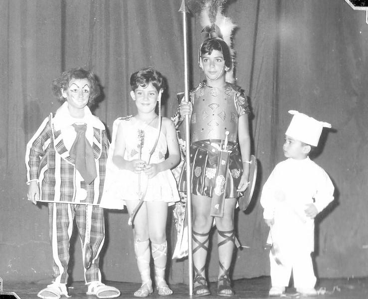 Carnaval - Dundo 1963