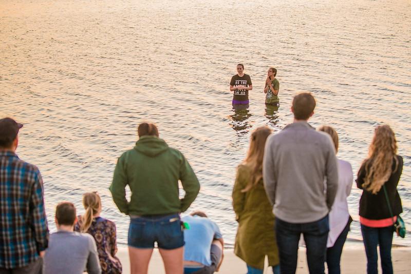 Lifegroup Baptism