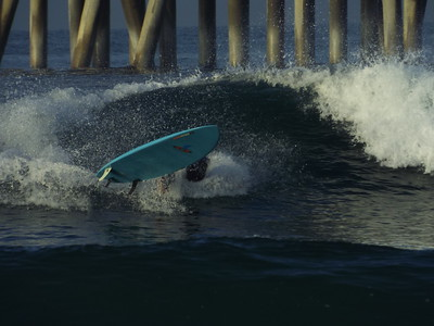 2/20/20 * DAILY SURFING PHOTOS * H.B. PIER