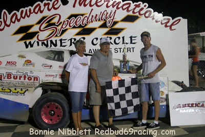 July 24, 2010 Redbud's Pit Shots Delaware International Speedway