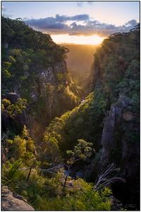 Carrington Falls Valley..