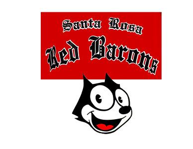 40B Santa Rosa Red Barons vs Hellcats