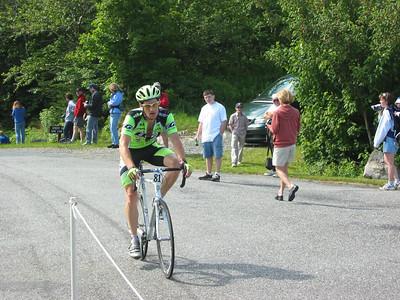 20040723 My Ascutney Hill Climb