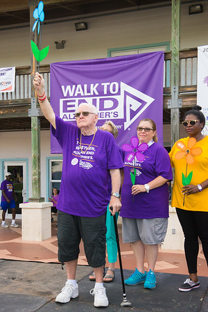 2017 - The Walk to End Alzheimers, Treasure Coast