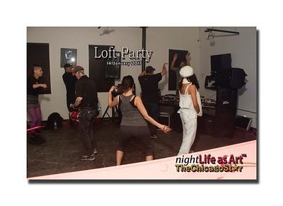 14 Jan 2017 Loft Party