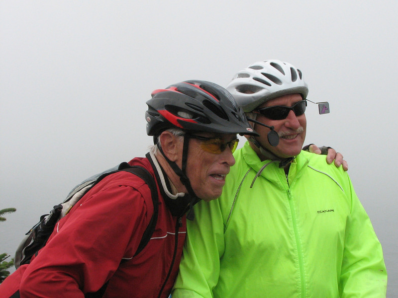 Day 6: Coos Bay to Bandon. (Phil and Bill)