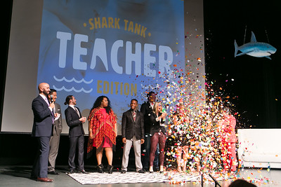 Shark Tank | Teach For America 2016