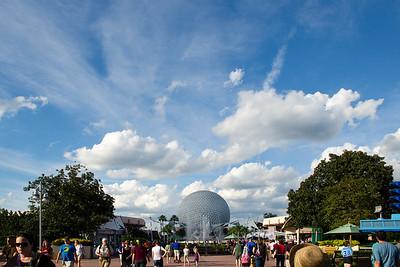2012 fall trip: Disney World