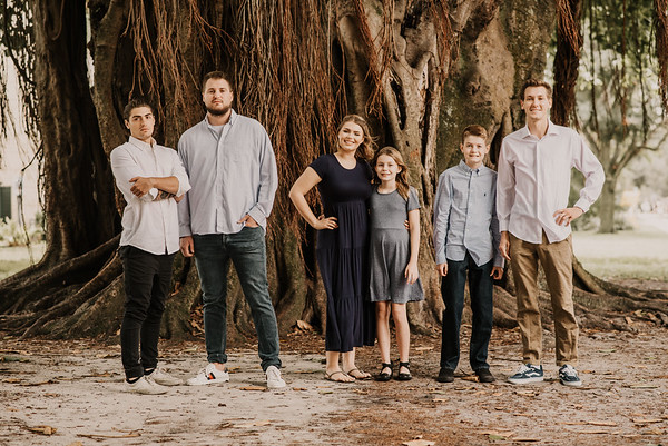 St Pete Florida Family Photos