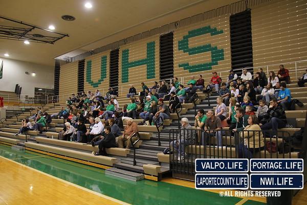 VHS Girls JV Basketball vs. Chesterton 2010