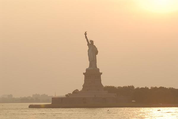 New York City, 7-2008