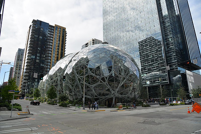 Bezos' Balls (Amazon Spheres)