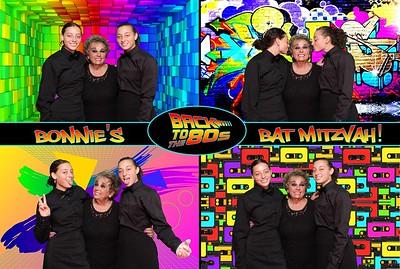 Bonnie's Bat Mitzvah
