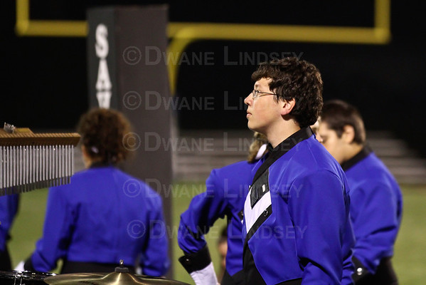 Lake Park Marching Band - 09-10-2011
