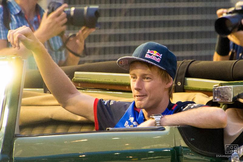 Brendon Hartley (Red Bull Toro Rosso Honda)