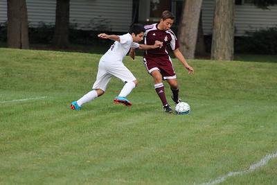 JV Soccer vs. UHigh Sep 2016
