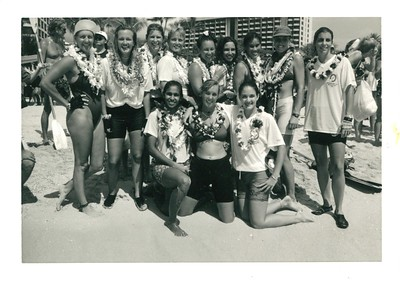 15th Annual Na Wahine O Ke Kai 9-26-1993