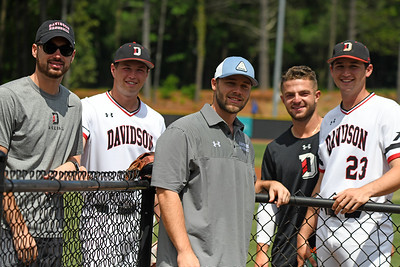 Davidson Baseball vs St. Louis-Sunday Game