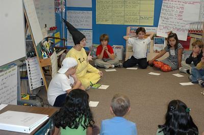 Third Grade Reading Celebration