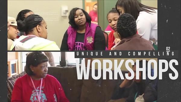 Clark Memorial Women's Retreat 2018