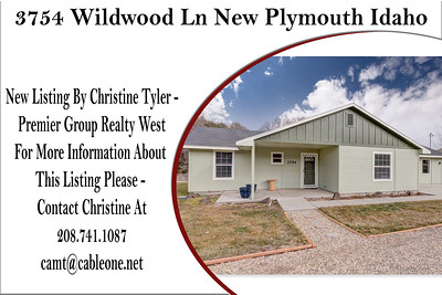 3754 Wildwood Ln New Plymouth Idaho - Christine Tyler