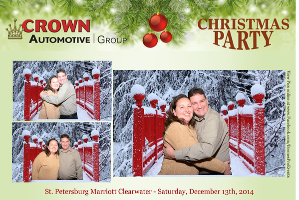 Crown Automotive Group Christmas Party