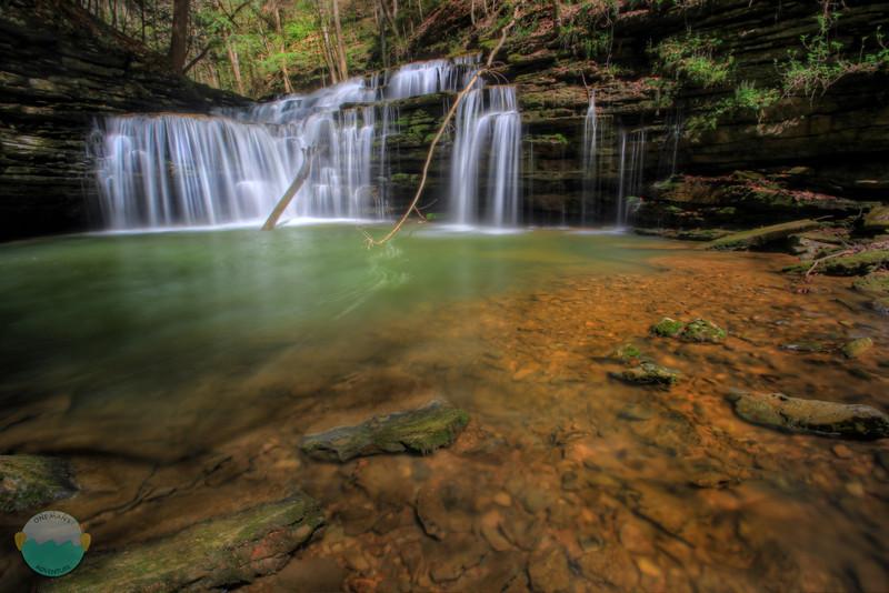 Upper Phelps Branch Falls