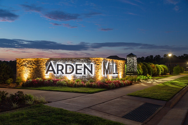 Arden Mill - Exterior Nights