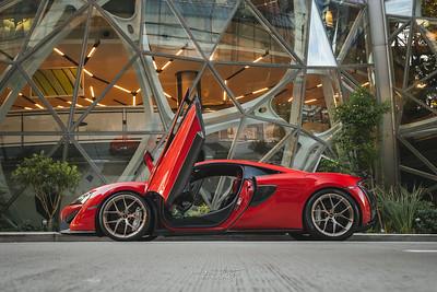 Will's McLaren 570S