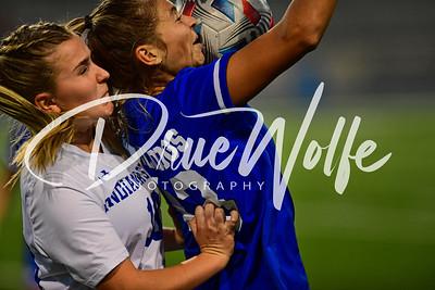 Drake Bulldogs Women's Soccer vs. Indiana State 09292021