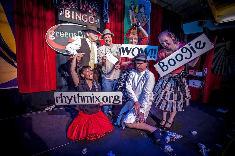RCW Swing Bingo