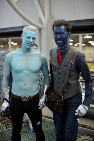 ComicCon Cosplay SLC 2016