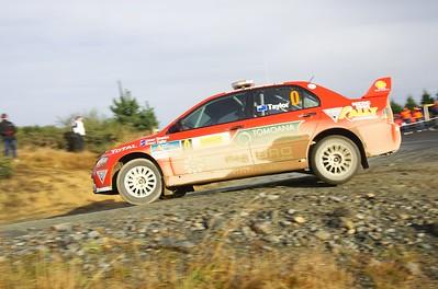 2008 Otago Classic Rally - Sat