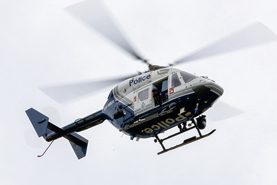 WA Police Helicopter VH-WAH