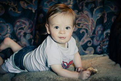 Oliver 10 months