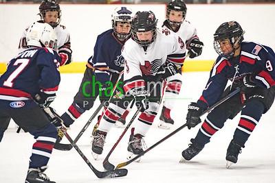 2018.01.28 Ice Hockey: NOVA Icedogs @ Ashburn Xtreme 08