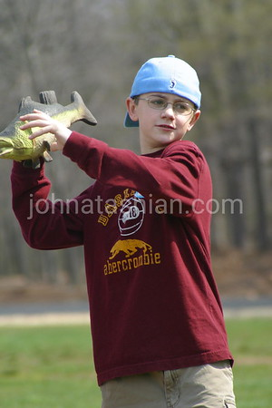 Flanders School - Field Day - April 29, 2003