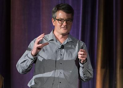 Invited Talk: Doug Leonard