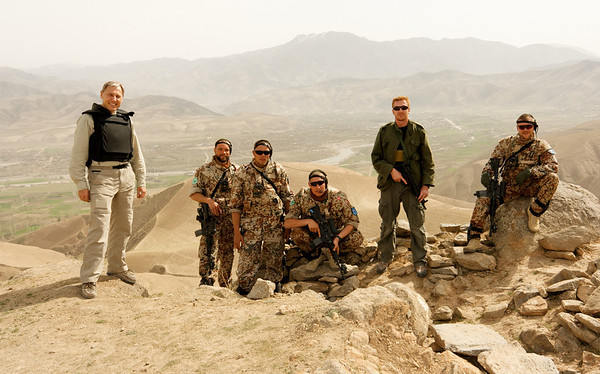 Afghanistan Faizabad PRT Denmark ISAF Battle Group
