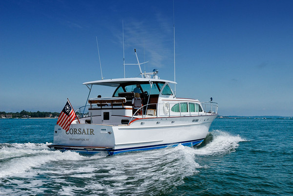 Rybovich Hull 56 Corsair