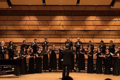 CSU Chamber Choir & Concert Choir 03-08-2019
