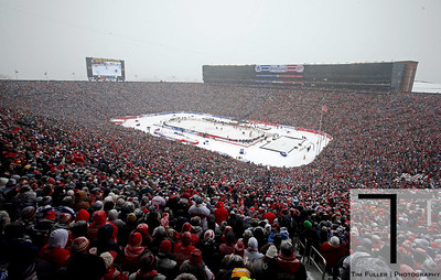 NHL: Winter Classic-Toronto Maple Leafs at Detroit Red Wings 1/1/14