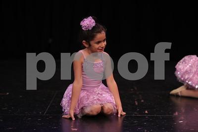 Little Purple Ballerinas
