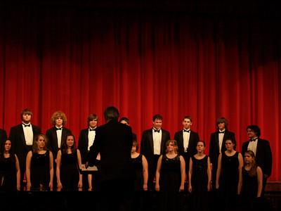 More Varsity Singers '08-'09