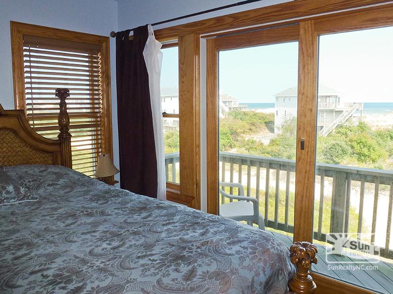 Ocean Views from King Bedroom
