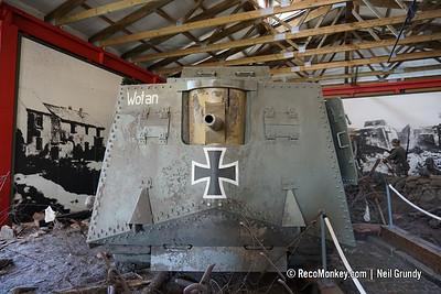 Deutsches Panzer Museum - Part 1