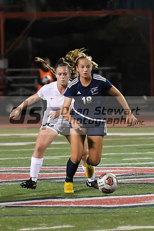Girls Varsity Soccer 11-27-18