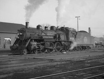 CGW—Steam Locomotives/Trains
